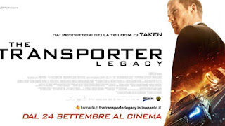 film The Transporter Legacy