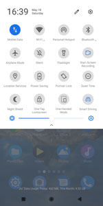 Android Q (10) Theme Download for Oppo Realme Mobile