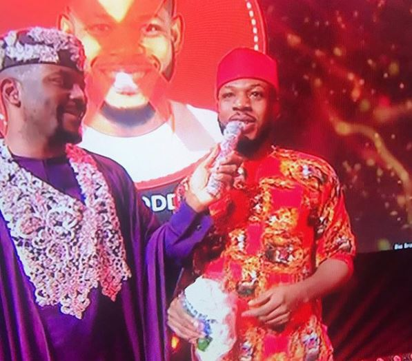 #BBNaija 2019: What Don Jazzy said about Frodd's eviction