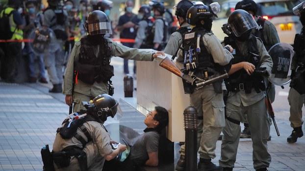 中國茉莉花革命: 香港已死,港人不死