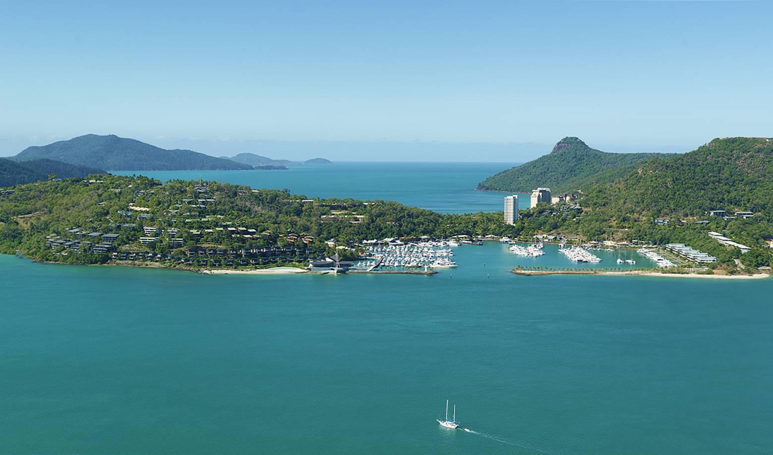 聖靈群島-漢密爾頓島-景點-推薦-交通-遊記-自由行-行程-住宿-旅遊-度假-一日遊-澳洲-Hamilton-Island-Whitsundays