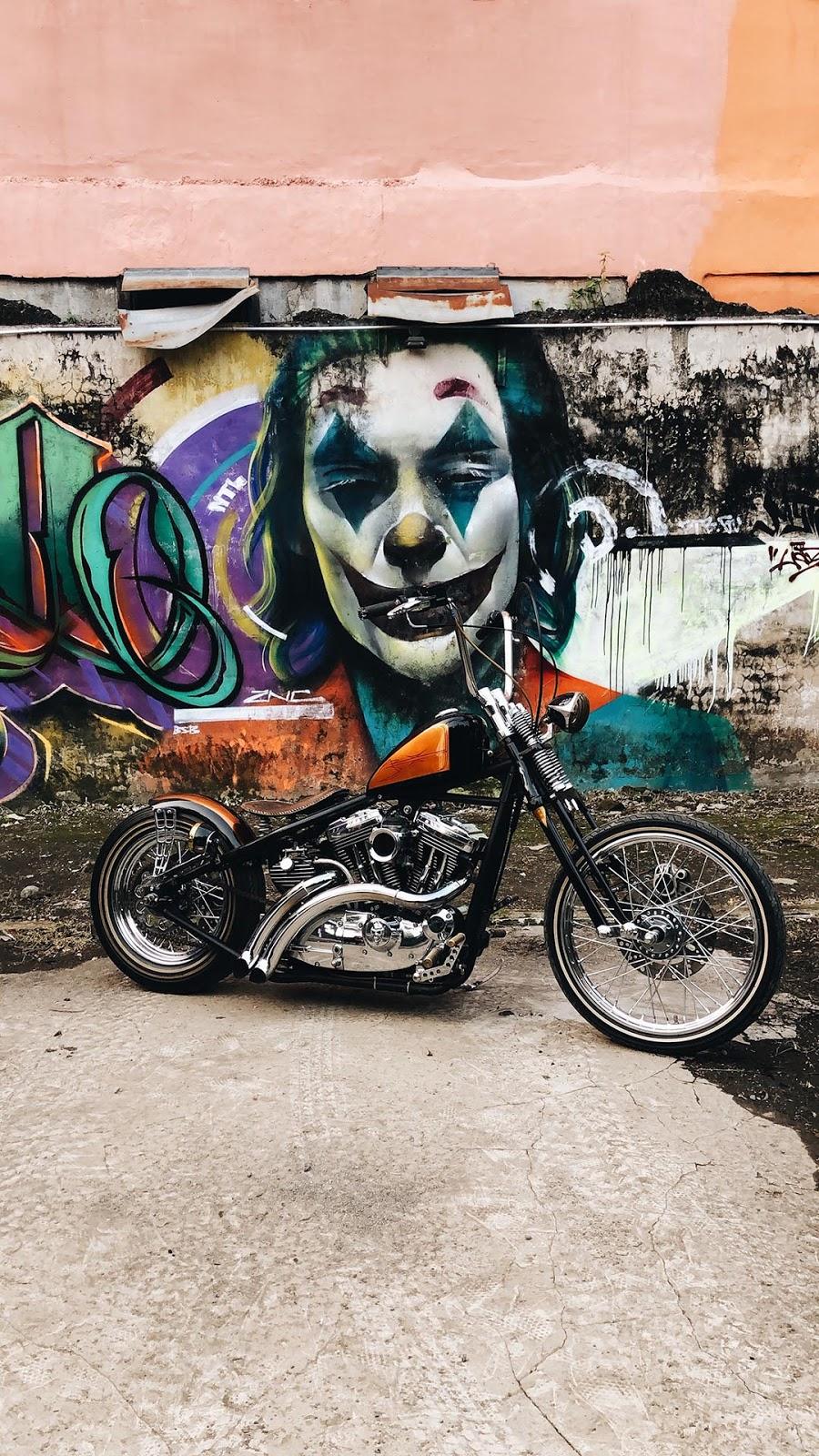 Motor itu Keren - Harley Davidson Sportster XL1200 Chopper 1