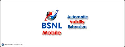 BSNL Renewed Automatic Validity Implication, Will Now Bill Rs.2 For Three Days Of Plan Validity Extension