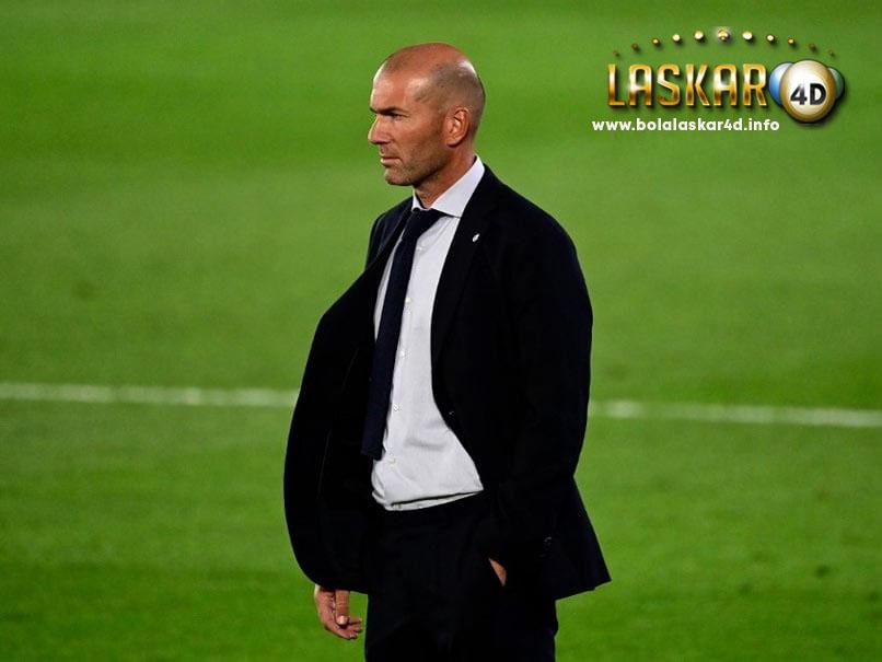 Zidane Masih Santai Dan Tidak Terburu-buru Untuk Mencari Klub Baru