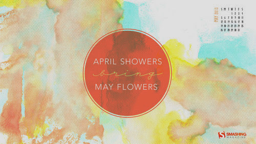 My Favourite Month is Back, HELLO MAY!
