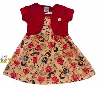 Lojista de moda Infantil do Brás