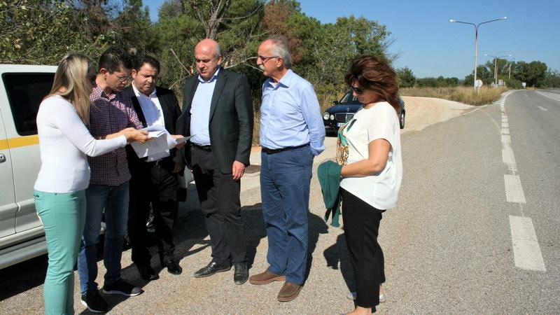 6,4 εκατ. ευρώ από το ΕΣΠΑ της Περιφέρειας ΑΜ-Θ για την οδική ασφάλεια της Εθνικής Οδού 2 στη Ξάνθη