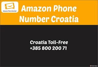 Amazon Phone Number Croatia