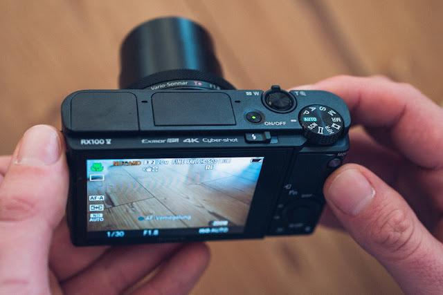 Gear of the Week #GOTW KW 11  Sony RX100 V – erster Eindruck  Premium-Kompaktkamera  24-70 mm zeiss Vario-Sonnar T  schneller Autofokus 02