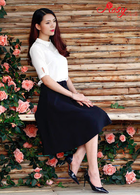 Thời trang công sở cao cấp rosy belle