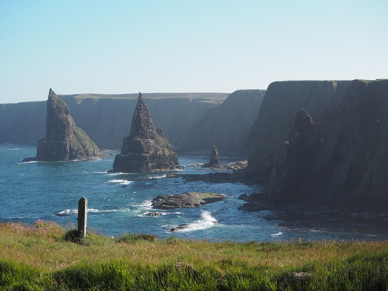 Duncansby Stacks NC500