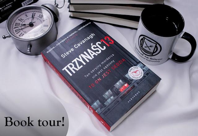 """Ekspresowy mini book tour z """"Trzynaście""""!"""