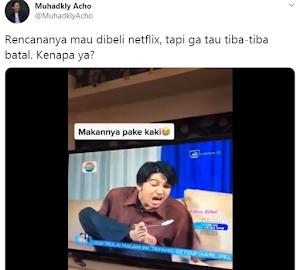 Adegan FTV Hidayah Ini Bikin Tepuk Jidat