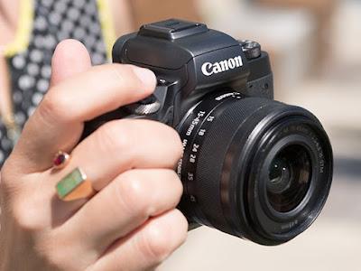 Canon EOS M5 DSLR Firmware Full Driversをダウンロード