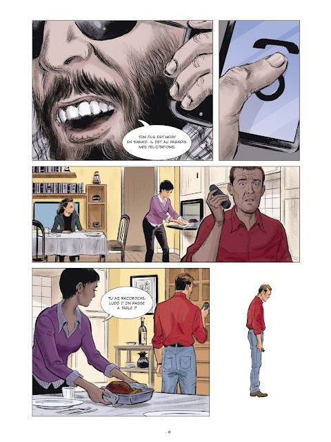Compte à rebours tome 1 - Es Shahid Page 8 éditions Rue de Sèvres