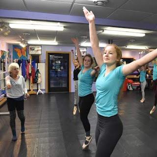 reatmats marley dance flooring and home dance subfloor Northwoods Dance Studio