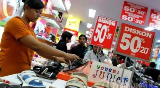 Info Penting!!! Pahami Cara Cepat Menghitung Discount Ganda Agar Tidak Menyesal, Apakah Diskon '50%+20%' Sama Dengan 70%?