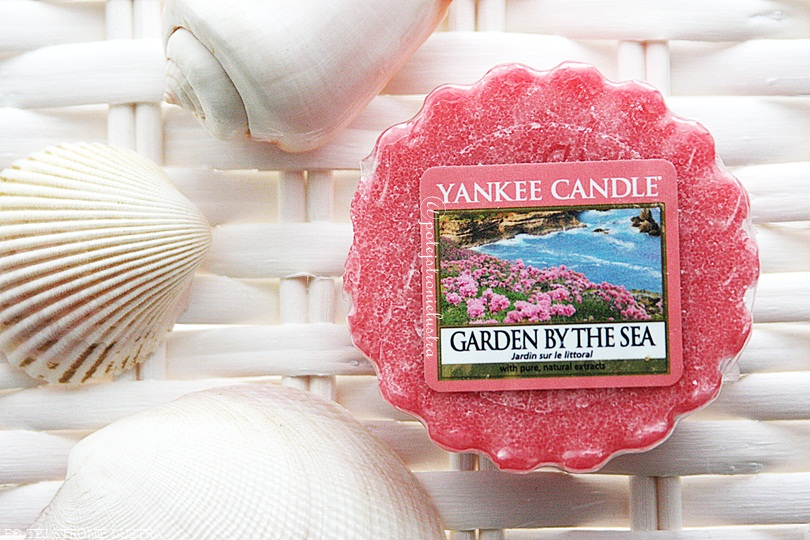 wosk zapachowy yankee candle garden by the sea