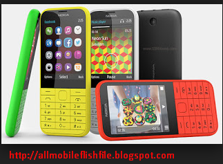 Nokia 225 RM-1011 Latest Firmware Flash File Free Download