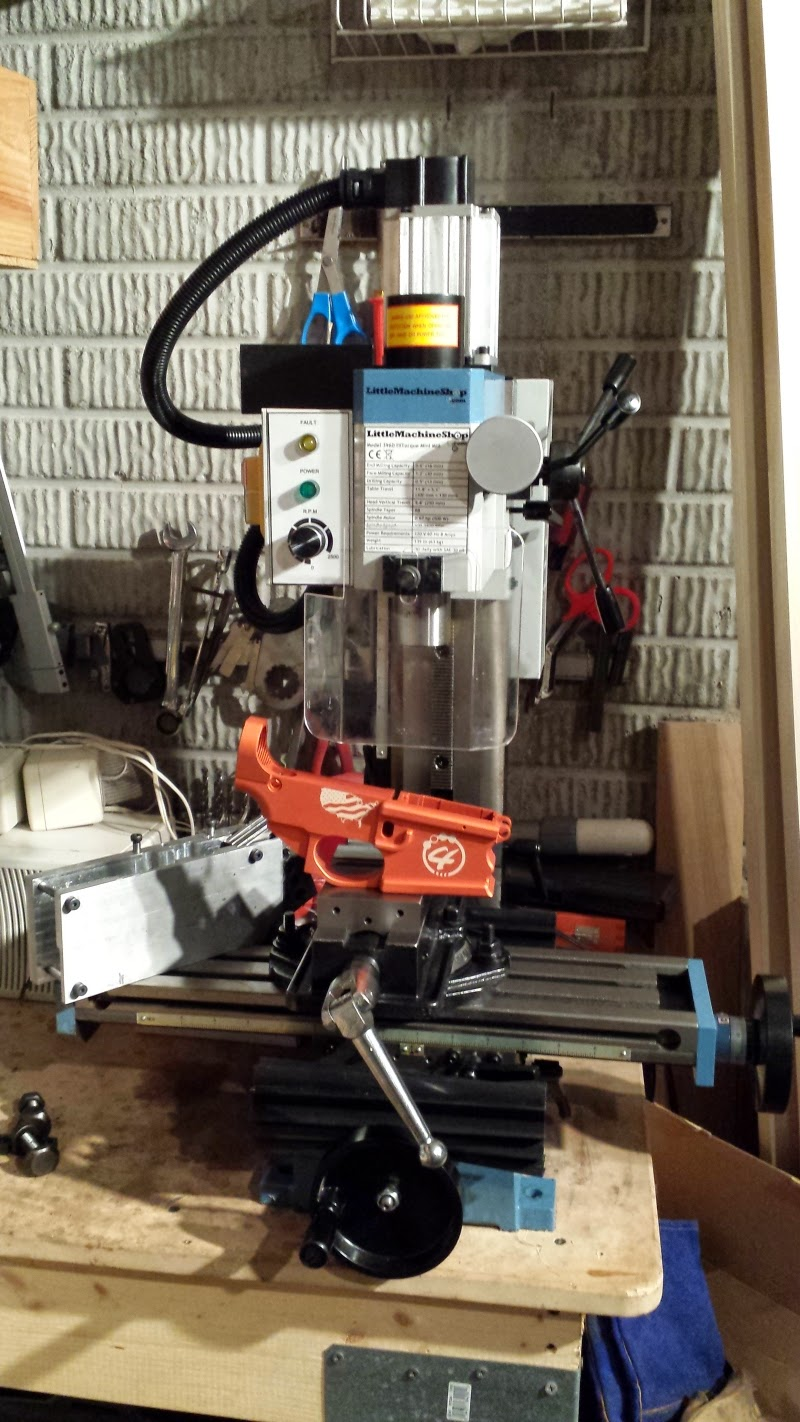 Fantastic Little Machine Shop Hitorque 3960 Tabletop Mill Review Pabps2019 Chair Design Images Pabps2019Com