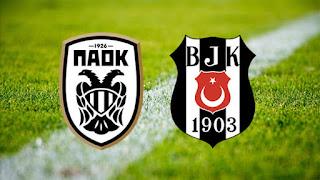 PAOK - Beşiktaş