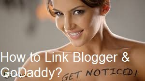 How to Link Blogger & GoDaddy : eAskme