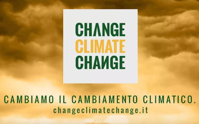 manifesto cambiamento climatico legambiente