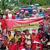 Kodam XVII/Cenderawasih Bagikan Belasan Ribu Bingkisan Natal Kepada Anak-Anak