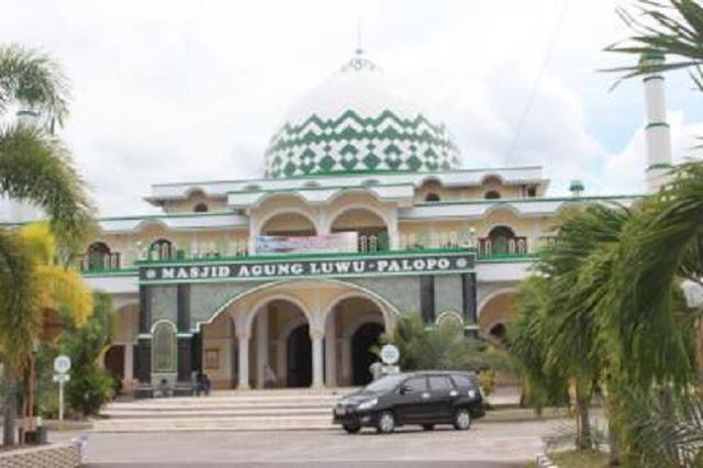 Pengurus Masjid Agung Luwu Palopo Laporkan Walikota Ke Polisi
