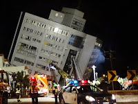 6.4 Magnitude Quake Hits Taiwan, At Least 2 Dead