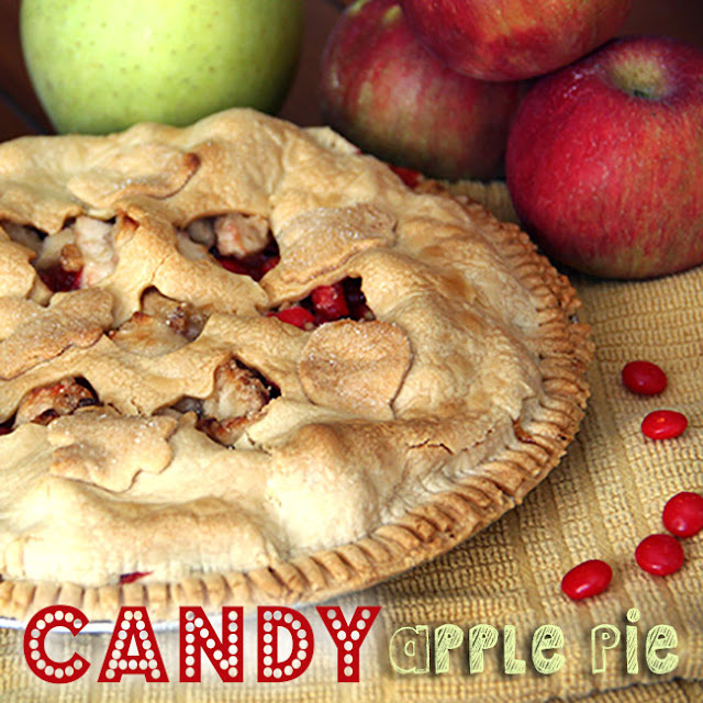 Candy Apple Pie and Peanut Butter and Jelly Cheesecake Plus MORE Treats for Fall