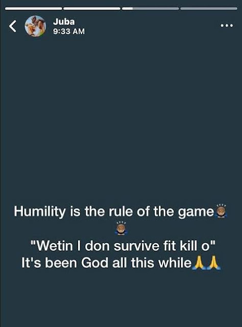 WhatsApp status suicide warning of UNIOSUN student ignored  for hours leads to his actual suicide