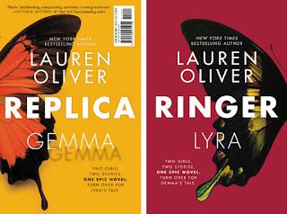 Ringer (Replica #2) by Lauren Oliver