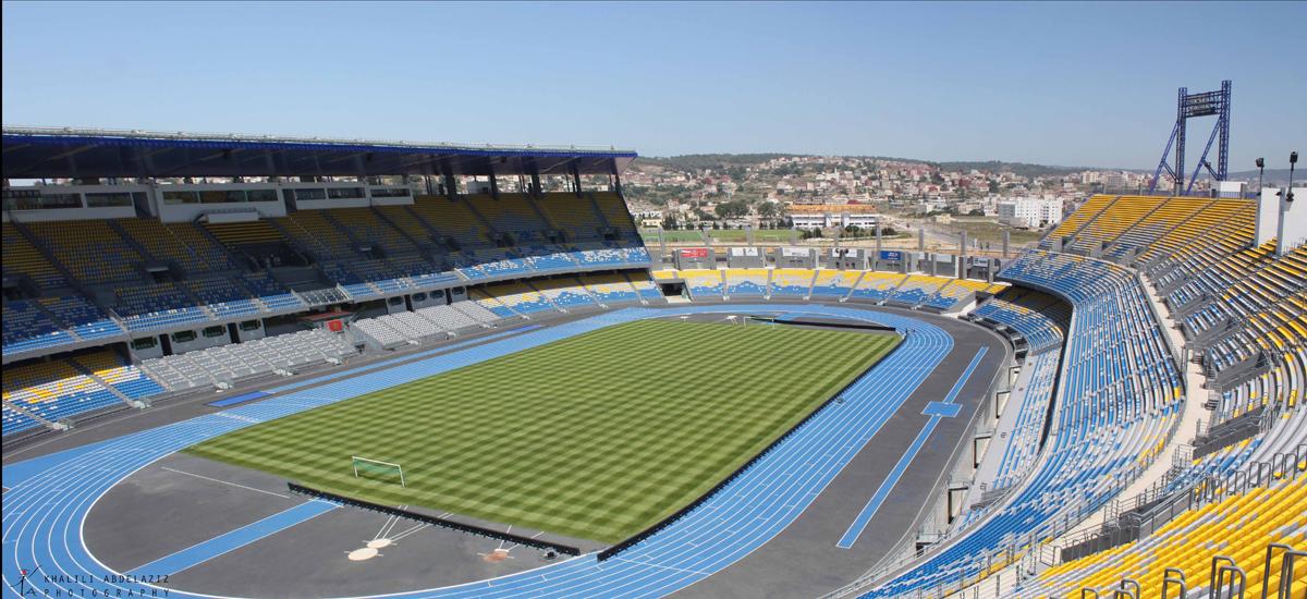 stadi campionato nazioni africane marocco 2018 tangeri