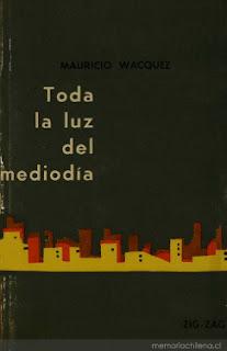 Descarga Toda la luz del mediodía de Mauricio Wacquez