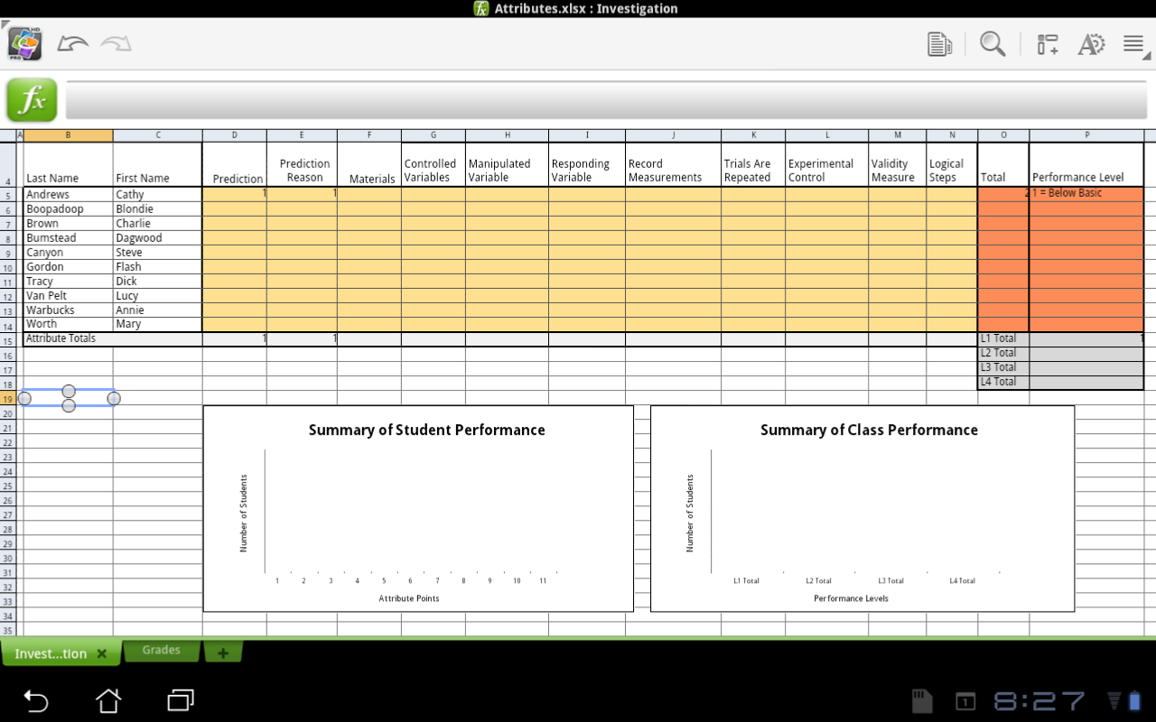 Excel For Educators February