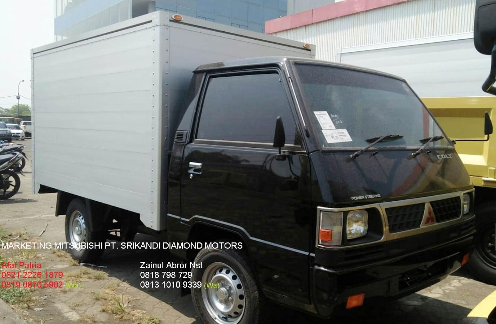 Dealer Mitsubishi Niaga Dki Jakarta Harga Mitsubishi L300 Tahun