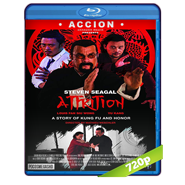 Attrition (2018) BRRip 720p Audio Dual Latino-Ingles