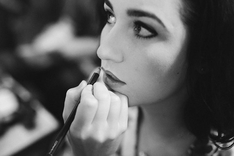 Bridal Makeup Prep