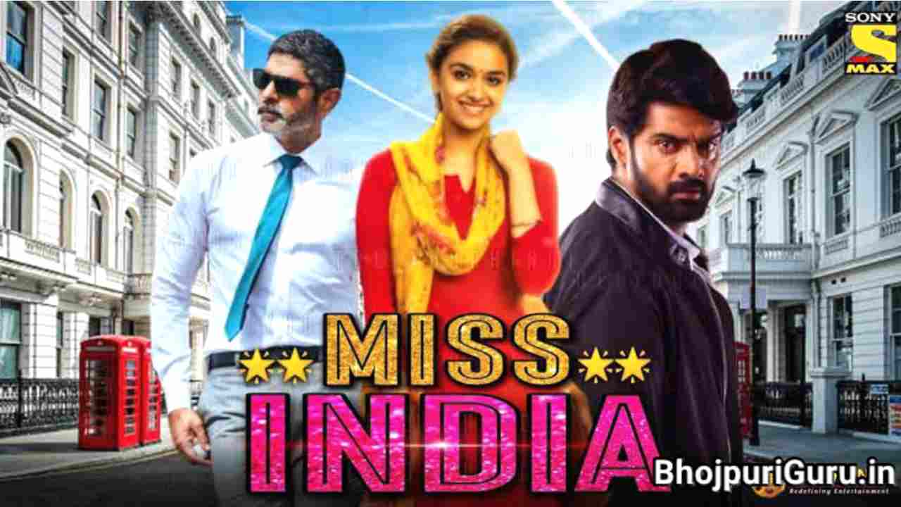 Miss India Full Movie Hindi Dubbed
