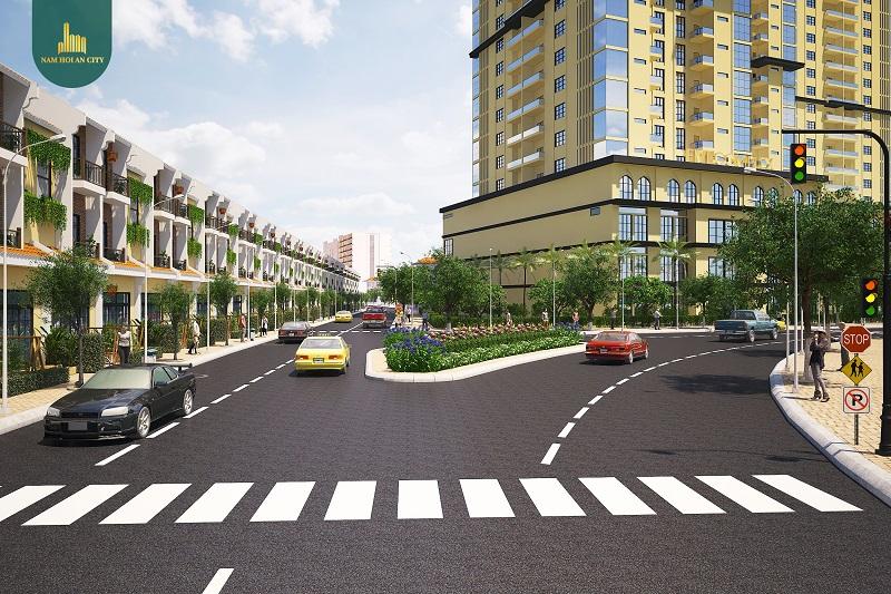 Thiết kế dự án Nam Hội An City