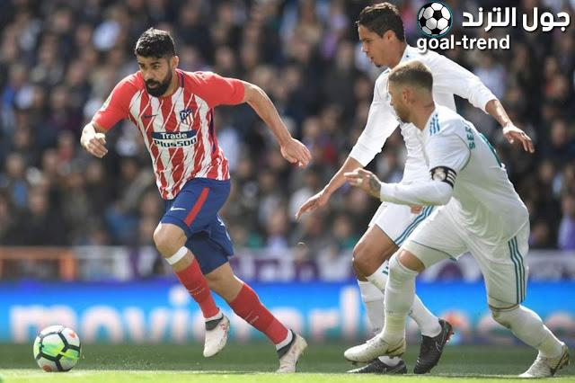 نتيجة مواجهة ريال مدريد واتلتيكو مدريد في الكأس الدولية للابطال