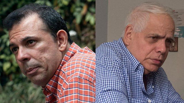 """Las dos caras de """"la novela"""" del partido Copei"""