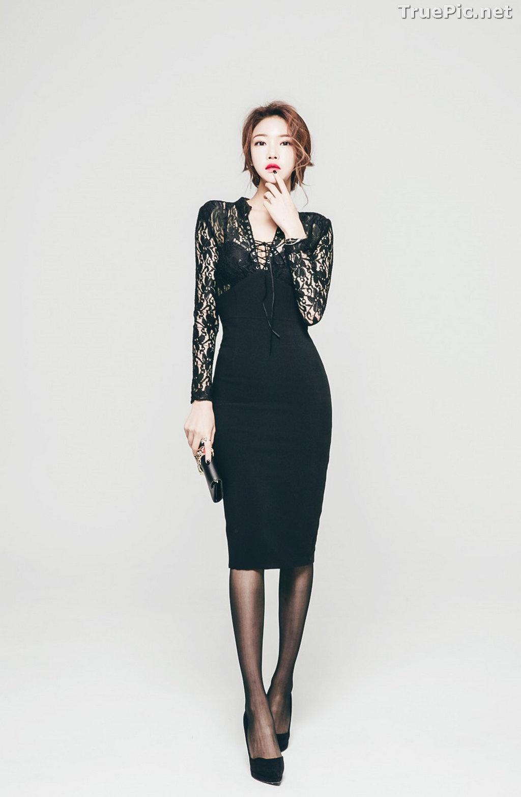 Image Korean Beautiful Model – Park Jung Yoon – Fashion Photography #11 - TruePic.net - Picture-64
