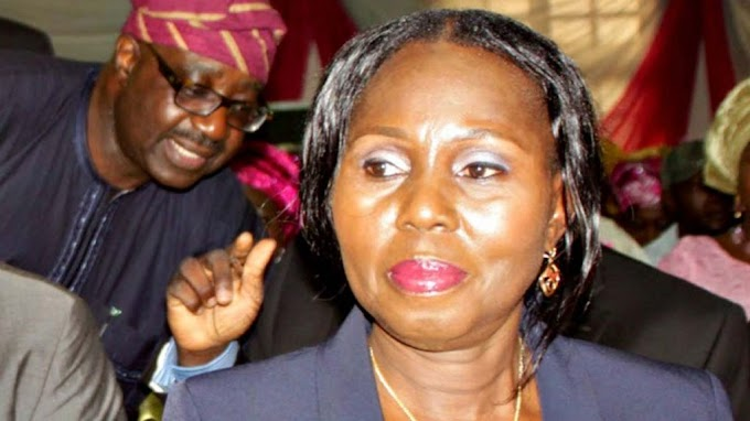 Governor Akeredolu's wife, Betty, security aides test positive for COVID-19