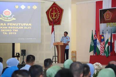 Panglima TNI : Pengembangan Organisasi TNI Sesuai Kebutuhan Pemerintah