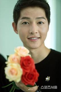 Foto-foto Song Joong ki Terbaru