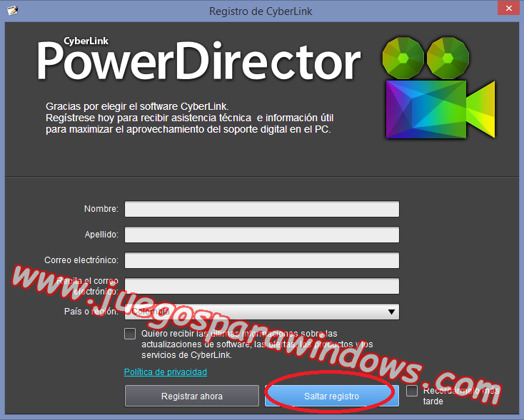 Cyberlink Director Suite 2 Full PC ESPAÑOL 6