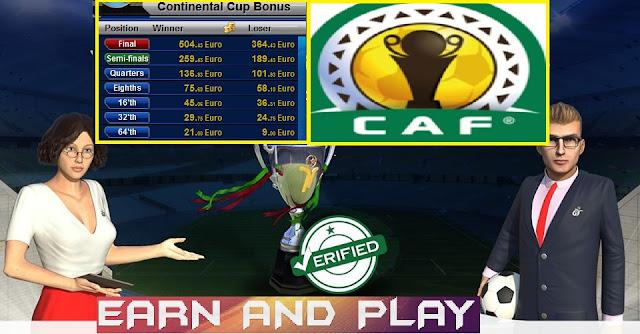 جوائز كأس القارة وطريقك في البطولة داخل جول تايكون GoalTycoon Cup Prizes