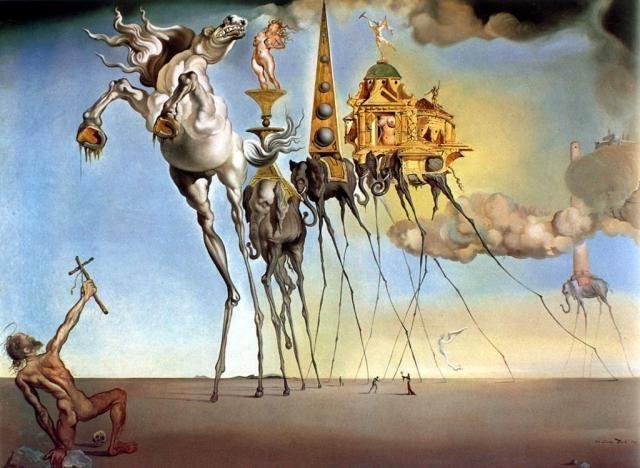 Salvador Dalí pintor, mundo, españa, lgbt